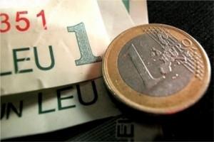 Dupa  primele 8 luni ale anului,  Leul este singura moneda din UE care a scazut fata de Euro