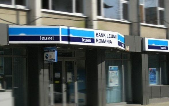 FIRST BANK achiziționează Bank Leumi Rom�nia