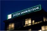 Intesa Sanpaolo Bank obtine rezultate pozitive in prima jumatate a anului 2013