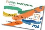 Intesa Sanpaolo Bank lanseaza cardul Visa Inspire cu tehnologie contactless