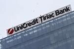 UniCredit Tiriac Bank a obtinut un profit net consolidat de 206 milioane lei - 46,8 milioane euro - in primele 9 luni din 2013