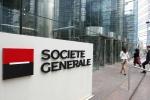 Societe Generale primeste o amenda de 5 milioane de euro in Franta