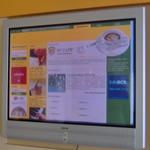 S-a lansat prima cafenea  bancara virtuala