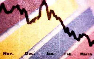 Evolutiile creditului si economiilor trec pe minus