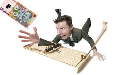 Cum scapi de Biroul de Credit daca ai restante mici