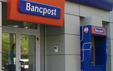 Eforturile Bancpost, transpuse in cifre