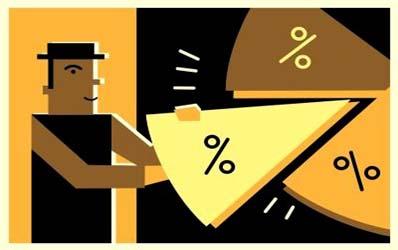 Dobanda de politica monetara a ajuns la 7%
