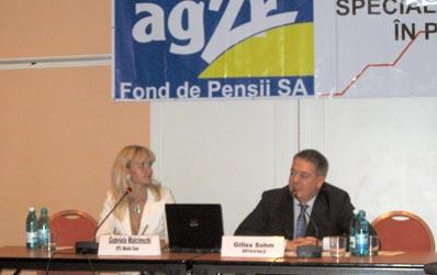 AG2R mizeaza pe parteneriatul cu sindicatele pe piata pensiilor private
