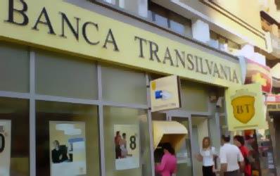 Credite de la Banca Transilvania cu rata de pana la 70% din venit