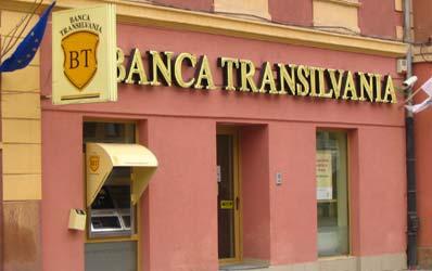 Activele Bancii Transilvania au crescut cu peste 40% in primele 9 luni