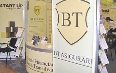 Banca Transilvania renunta la asigurari pentru 90 de mil. euro