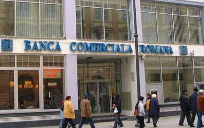 BCR si-a majorat profitul cu 21,2% in trei trimestre
