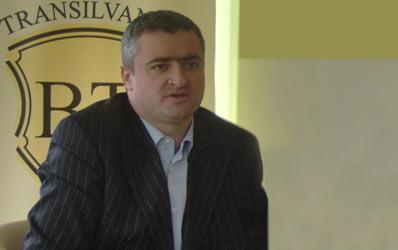 Ionut Patrahau renunta la functia executiva de la Banca Transilvania
