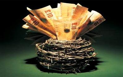 Bancile platesc mai bine pentru economiile populatiei si firmelor