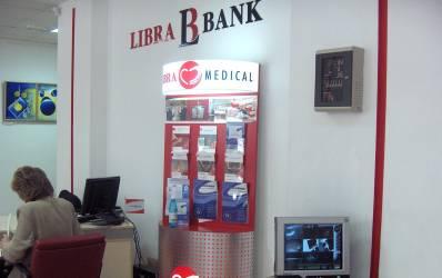 Libra Bank a deschis o agentie intr-un spital