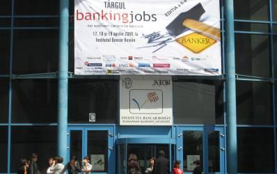 20 de banci recruteaza personal la Targul BankingJobs