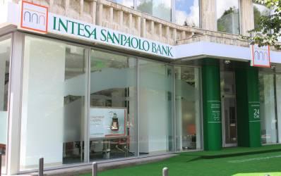 Intesa Sanpaolo Bank si-a dublat reteaua