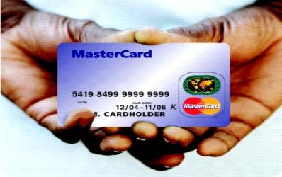 MasterCard raporteaza pierderi de 21% a profitului net din trimestrul al patrulea