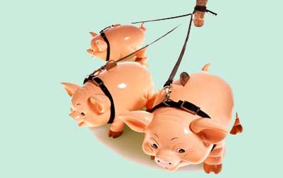 Fara efect! Dobanzile atractive pentru economii nu atrag banii la banci!