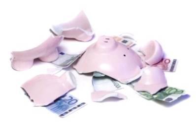 Doar o treime din bancile autohtone pot face fata unui dezastru