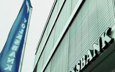Volksbank renunta la comisionul de rezerva minima obligatorie