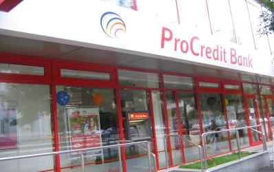 ProCredit Bank Romania si-a dublat in ultimul an creditele in executare silita