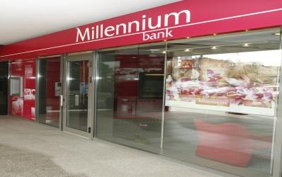 Millennium Bank isi dezvolta reteaua teritoriala