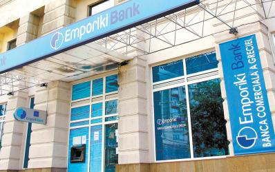 Emporiki Bank Romania si-a sporit pierderile de 3,5 ori