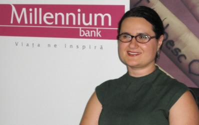 Eliza Erhan, Millennium Bank: In 2010, bancile vor pune accentul pe creditele cu ipoteca