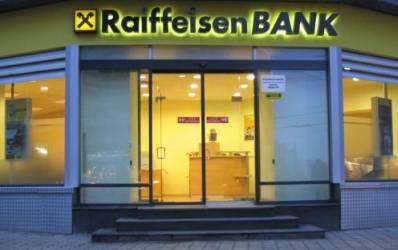 Raiffeisen Bank din Arad, jefuita de doi indivizi inarmati