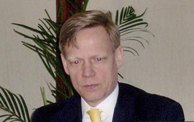 Steven van Groningen si-a facut blog