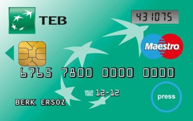 Cum arata noua generatie de carduri de debit cu display