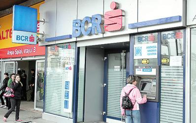 BCR vrea sa-si rezolve problemele cu clientii, lansand un credit nou cu marja de 4,5%