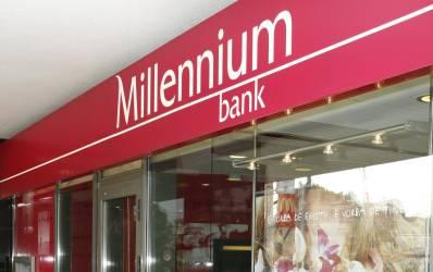 Millennium Bank si-a majorat substantial volumul de credite acordate in 2010