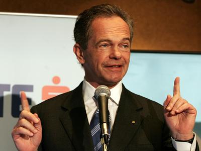 Andreas Treichl: Banca Austriei trebuie sa convina cu bancile centrale asupra masurilor pe care le propune