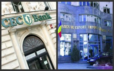 Basescu: CEC si EximBank nu sunt de vanzare!