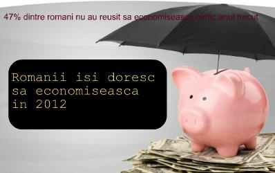 Sondaj ING: ce isi doresc romanii anul acesta? Sa economiseasca. De unde bani?