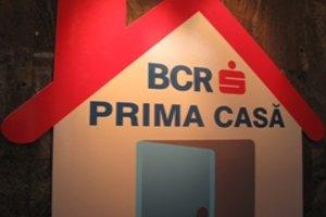 BCR a dat peste 1 miliard de euro prin programul Prima Casa