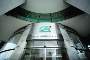 Credit Agricole, a treia banca din Franta, anunta un declin masiv al profitului