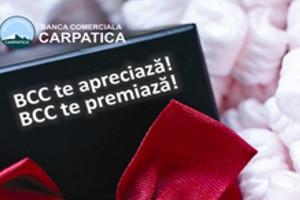 Banca Comerciala Carpatica lanseaza o campanie promotionala dedicata exclusiv salariatilor din sistemul bugetar