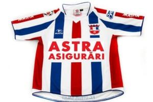 Astra Asigurari va sponsoriza echipa de fotbal Otelul Galati