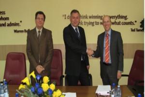 Noi finantari in valoare de 30 milioane euro acordate Bancii Transilvania