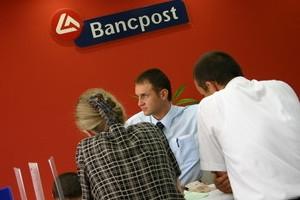 50.000 de clienti au solicitat anul acesta de la Bancpost un credit de consum cu dobanda personalizata
