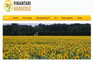 Banca Transilvania a lansat un site pentru agricultori: www.finantariagricole.ro