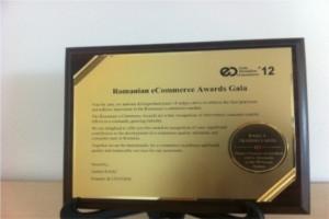 Banca Transilvania, 2 premii la Gala Premiilor eCommerce