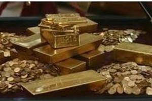 """Emisiune numismatica – moneda din aur cu tema """"Istoria aurului"""" – Patera din Tezaurul de la Pietroasa"""