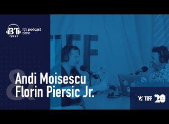 Podcast BT cu Florin Piersic Jr. – Despre actorie si teatru
